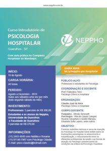 Curso Introdutório de Psicologia Hospitalar
