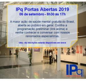 IPq Portas abertas 2019